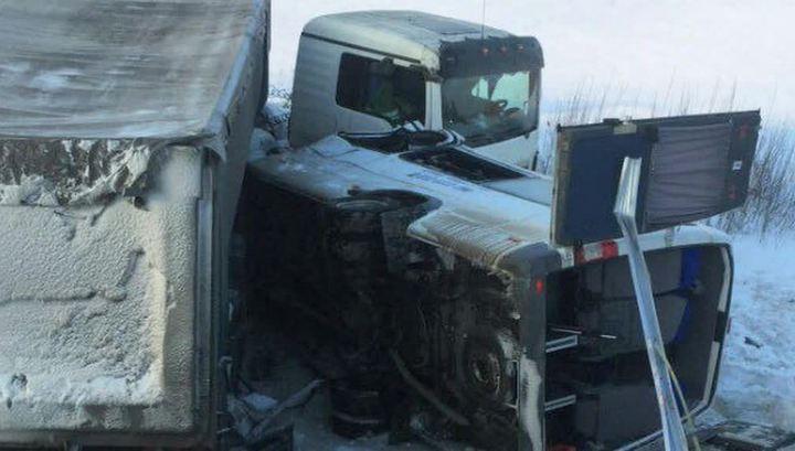Девять человек в Башкирии погибли по вине водителя фуры