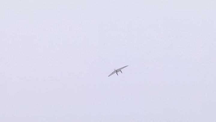 Новые модели дронов для тушения пожаров испытали в Красноярском крае