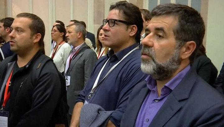 Арестованному Жорди Санчесу предлагают пост главы Каталонии