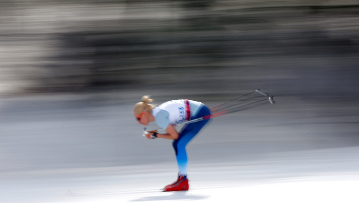 Российские лыжницы Румянцева и Лысова завоевали два серебра Паралимпиады-2018