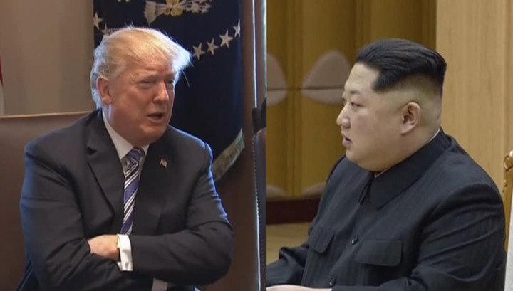 Трамп подумывает встретиться с Кимом на границе двух Корей