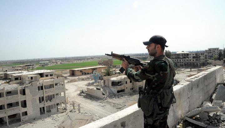 Боевики отнимали гумпомощь у жителей Восточной Гуты