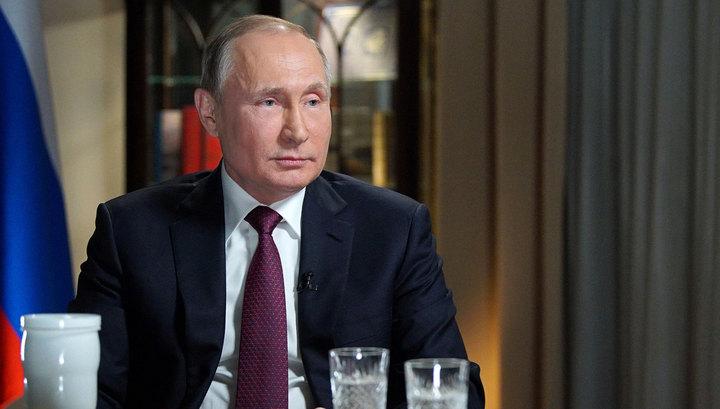 Путин: сдержать Россию не удалось и не удастся никогда