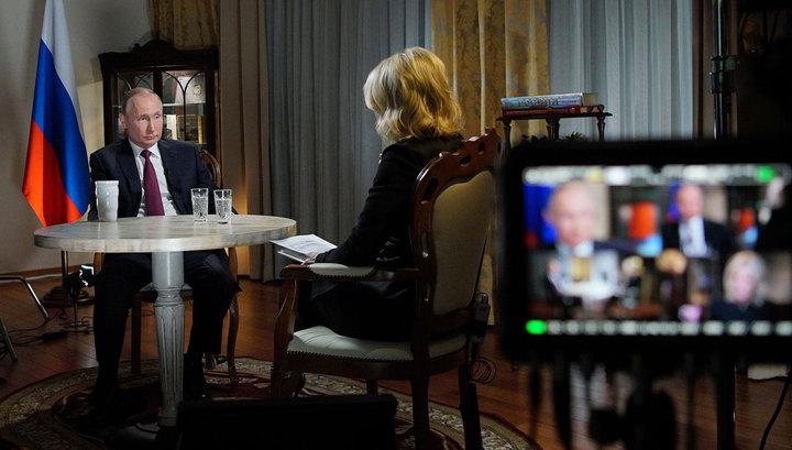 """Путин рассказал Келли о преемнице """"Сатаны"""""""