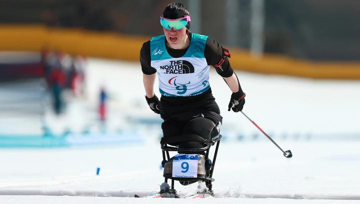 Россиянка Зайнуллина стала бронзовой медалисткой в лыжной гонке на Паралимпиаде