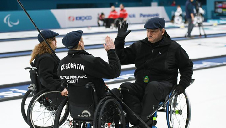 Паралимпиада-2018. Российские керлингисты проиграли сборной Канады