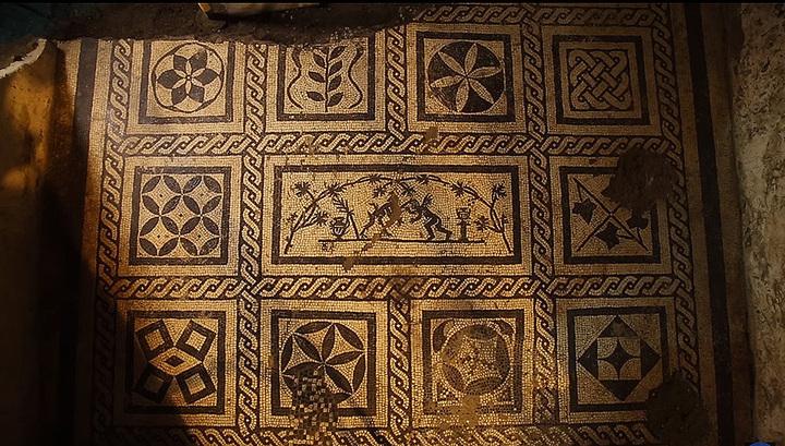 Центурион или шпион: кто владел роскошной виллой, найденной при строительстве римского метро?