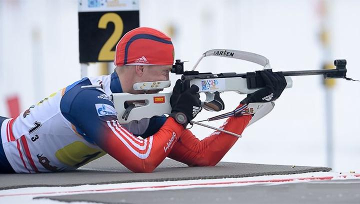 Биатлонисты юниорской сборной России вызваны на этап Кубка IBU