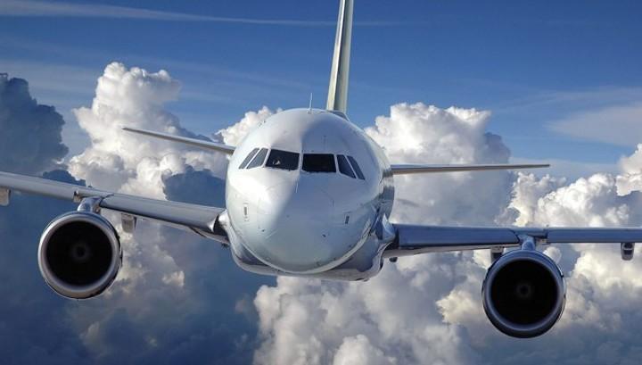 Авиаперевозки пассажиров в России выросли на 12,4%