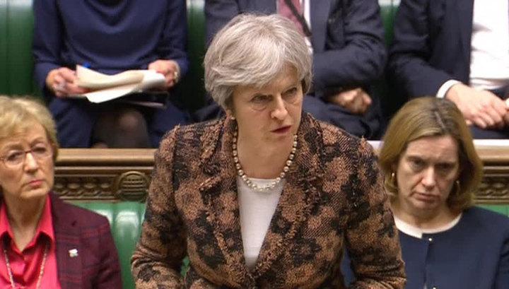 Brexit: Тереза Мэй и Парламент продолжают топтаться на месте
