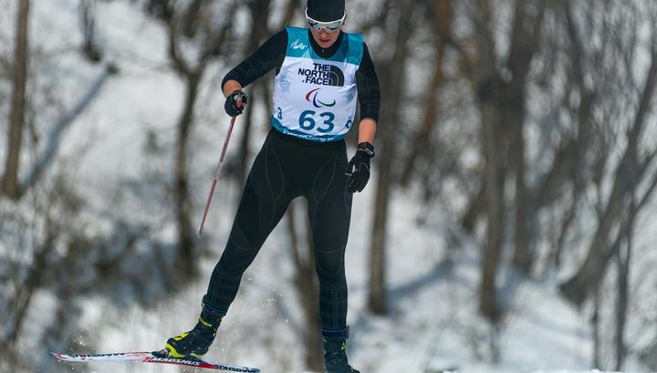 Лыжница Миленина принесла российской команде шестое золото Паралимпиады