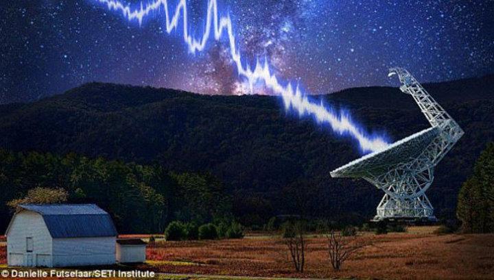 Австралийцы зафиксировали мощные инопланетные сигналы