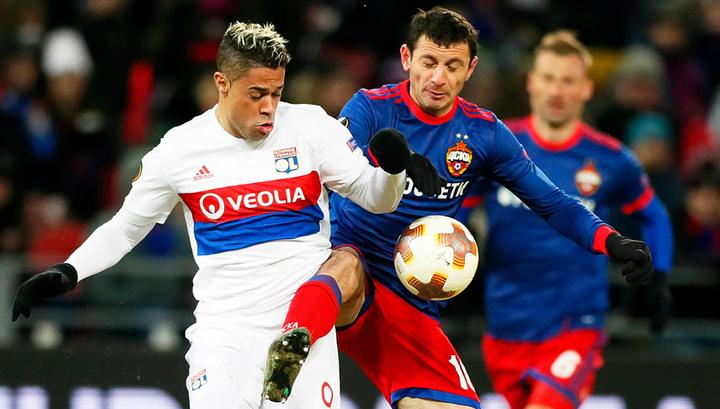 Шансы российских клубов в Лиге Европы не слишком велики