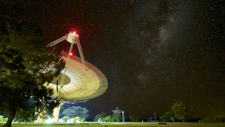 Австралийский радиотелескоп зафиксировал быстрый радиовсплеск рекордной яркости.
