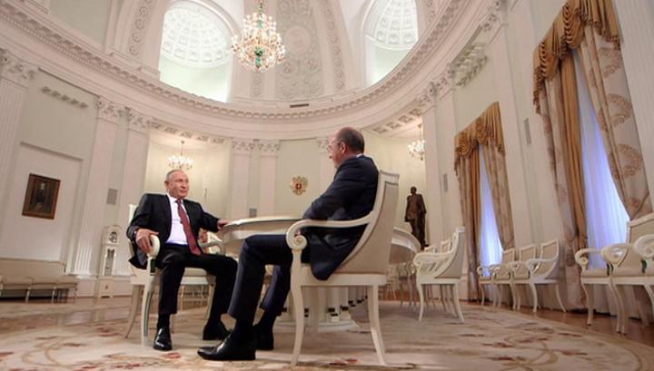 Владимир Путин - о покушениях, пиве и первой машине
