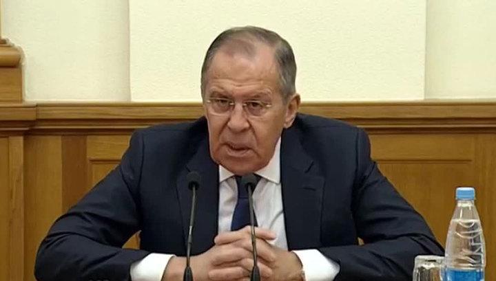 Лавров рассказал, кому выгоден скандал с покушением на Скрипаля