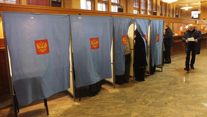 В три утра по Москве закрылся избирательный участок в российском посольстве в Вашингтоне