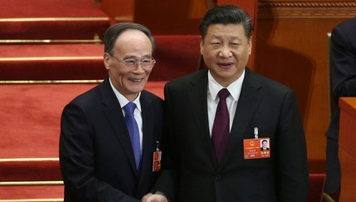 Вице-главой КНР стал бывший борец с коррупцией