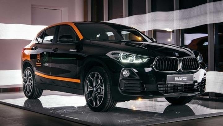 Новые кроссоверы BMW X2 стали доступны всем желающим