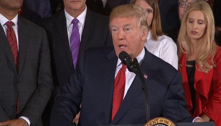 Трамп назвал время, когда огласит решение по иранской ядерной сделке