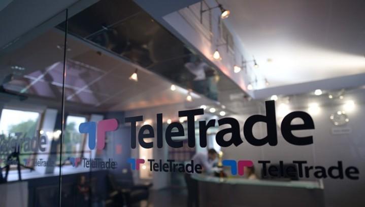 Оборот TeleTrade в 2017 году вырос на $347 млрд