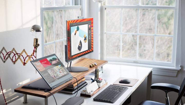 Lenovo представила в России новые ноутбуки для бизнеса