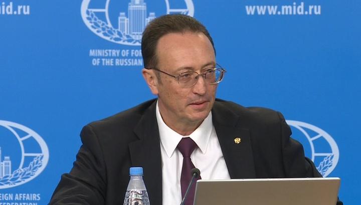 МИД РФ - послам: ни одна из версий Британии об отравлении Скрипаля не выдерживает критики