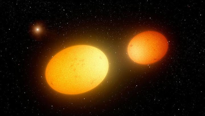 Астрономы: гостя из межзвёздных бездн выбросило двойное солнце