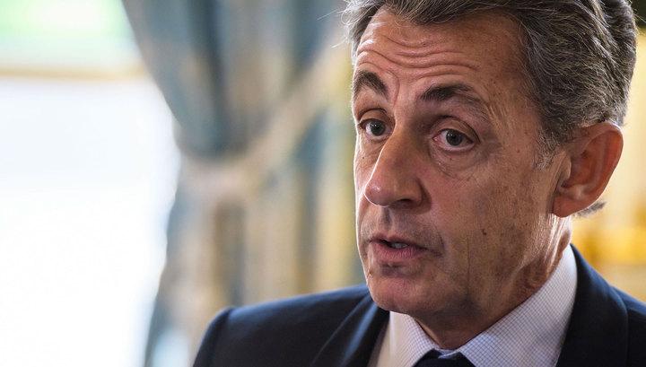 Саркози: я всегда был другом Путина