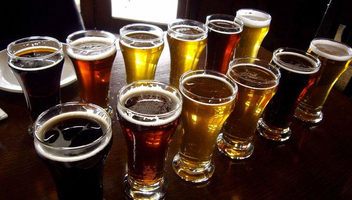 Минимальная цена на бутылку пива в 2019 году составит 35 рублей