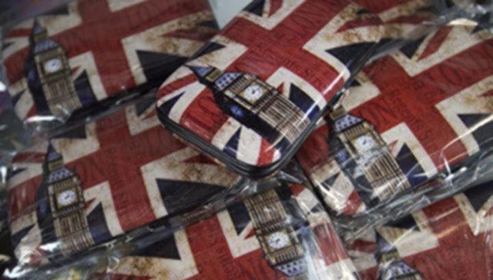 Розничные продажи в Британии выросли в феврале