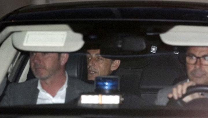 Саркози рассказал, за что попал под следствие