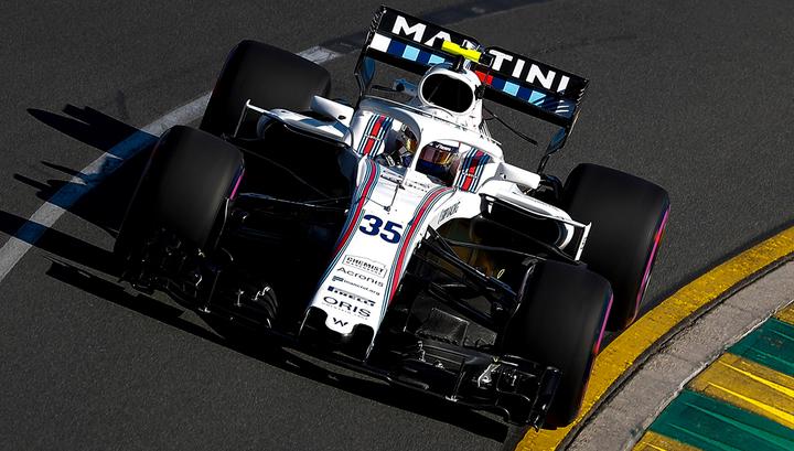 Формула-1. Сироткин снова обогнал Стролла на Гран-при Китая