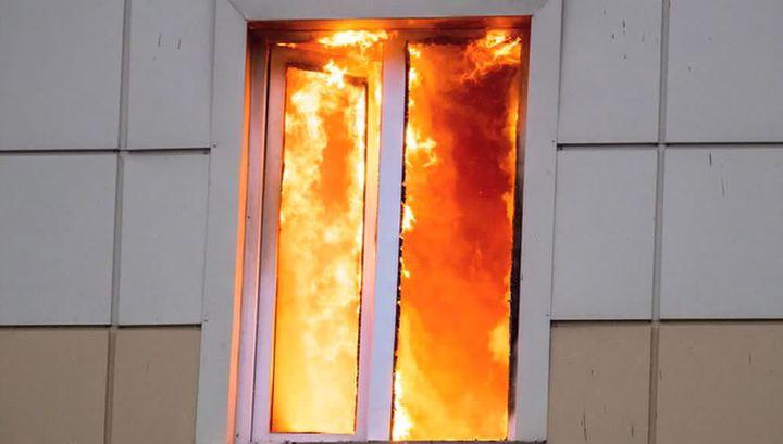 Кемерово: систему оповещения о пожаре отключил охранник