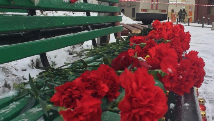 В Кузбассе объявлен траур по жертвам пожара в Кемерове