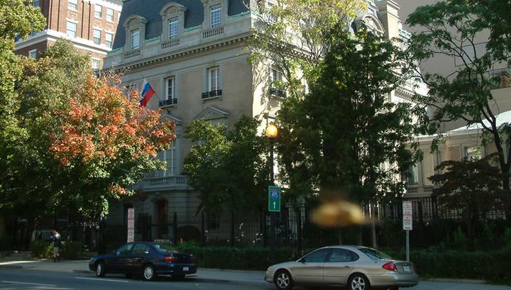 Посольство РФ: новые санкции США не изменят политику России
