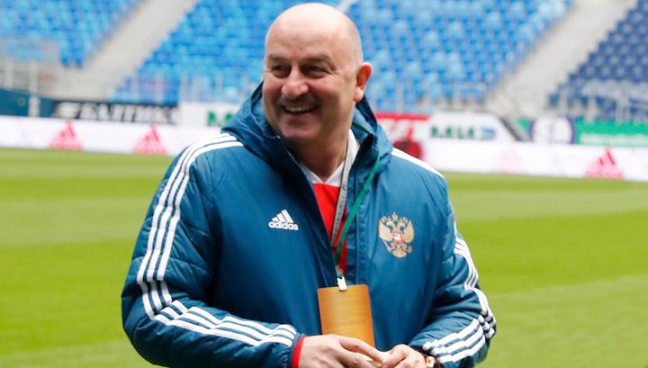 Черчесов будет получать в сборной 2,4 млн евро в год