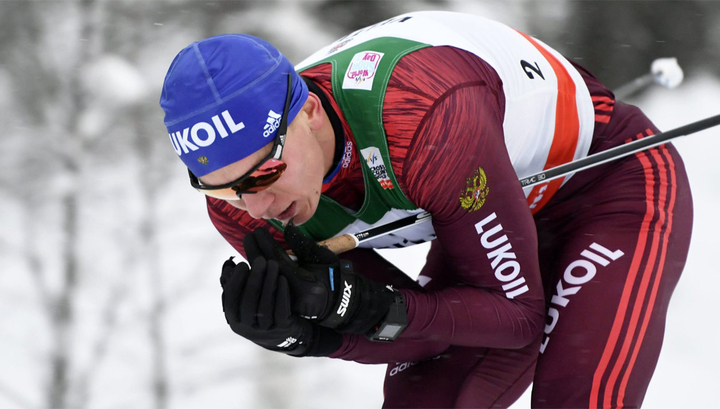 Большунов и Непряева выиграли чемпионат России по лыжным гонкам