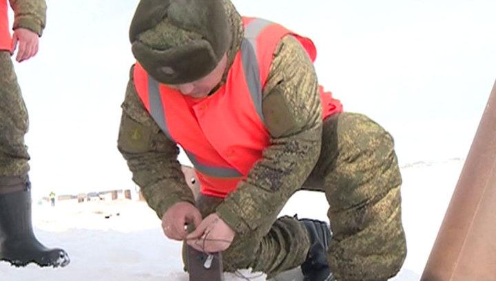 Спасатели борются с весенним половодьем в регионах России