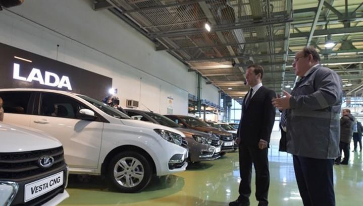 Кабмин РФ утвердил расходы на льготные автокредиты