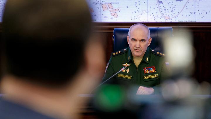 Москва опровергла заявление Парижа о химоружии Дамаска