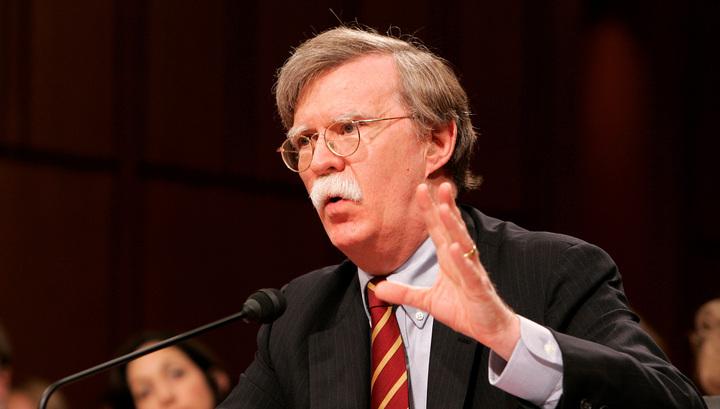 Болтон объяснит Москве, почему Трамп хочет выйти из ракетного договора