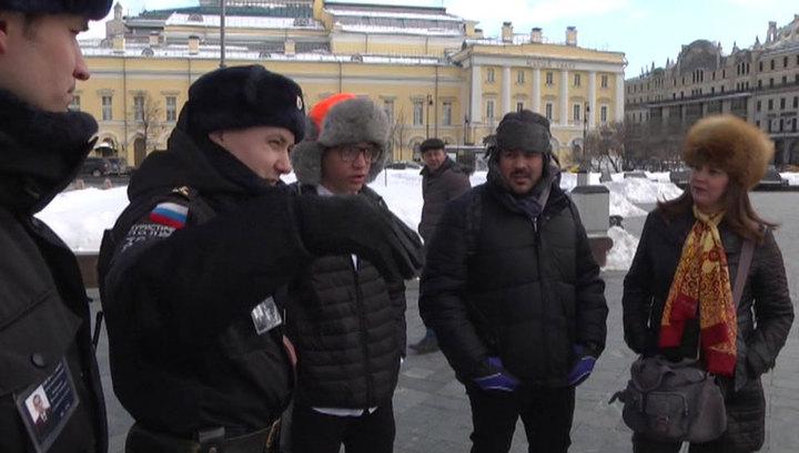 В городах проведения ЧМ по футболу создается туристическая полиция