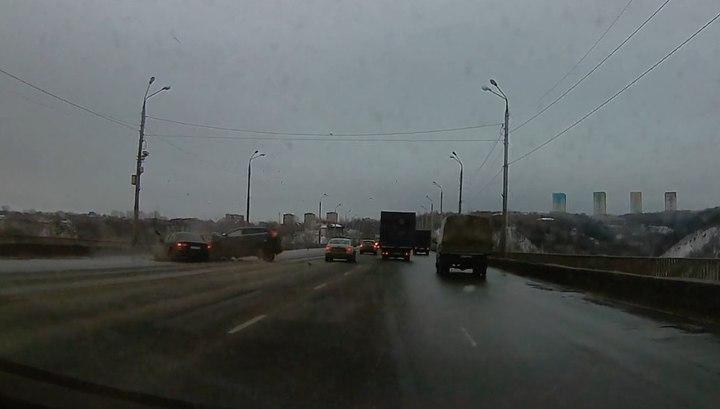 Смертельный заезд: два человека погибли в лобовом столкновении в Нижнем Новгороде