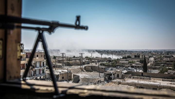 Бойцы ССА сдали сирийской армии 11 населенных пунктов