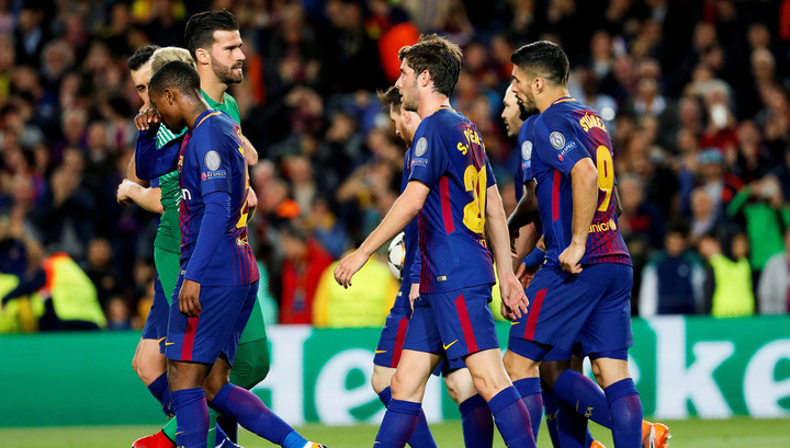Суперкубок Испании снова у «Барселоны»
