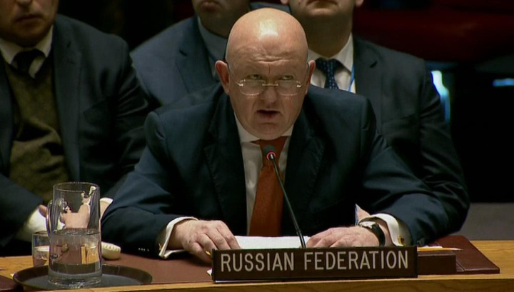 Небензя о выводе войск США из Сирии: доверяй, но проверяй