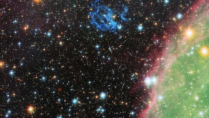 Объект удалось отыскать в Малом Магеллановом Облаке.