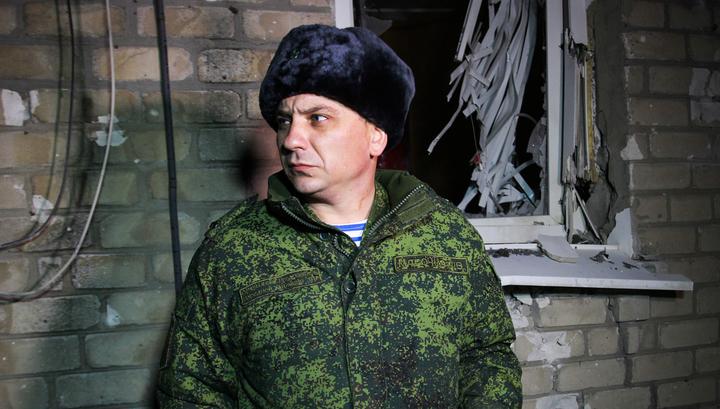В ЛНР заявили, что грузовик силовиков подорвался на мине у линии соприкосновения