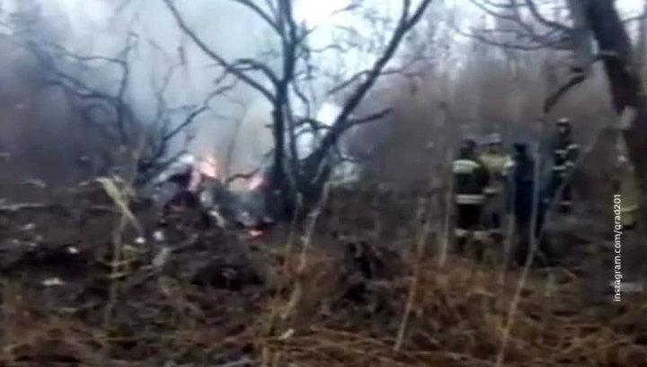 Названы имена погибших при крушении Ми-8 в Хабаровске